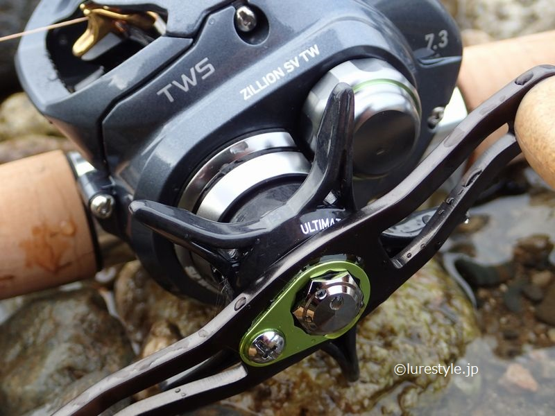 Tw ジリオン sv ダイワのタフモデルに超ハイギアの「ジリオン 9